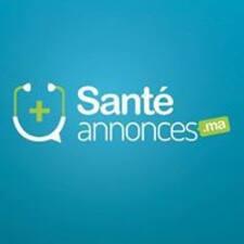 Santé Annonces es el anfitrión.