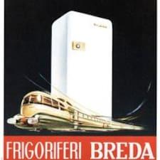 Профиль пользователя Breda