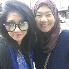 โพรไฟล์ผู้ใช้ Nur Farhana