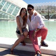 Coralie & Jean-Fabrice User Profile