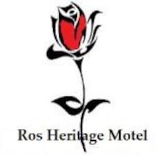 Ros Heritage je domaćin.