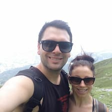 Adam & Jessica User Profile