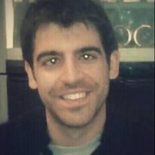 Salvatore felhasználói profilja