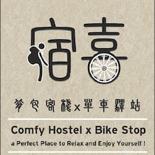 Comfy Hostel User Profile