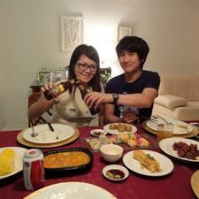 Miho & Hanye est l'hôte.