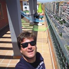 Pedro User Profile