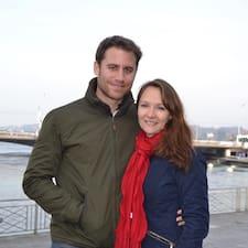 Jorge & Tiffany felhasználói profilja