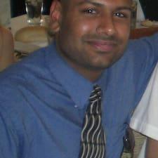 Ankur felhasználói profilja