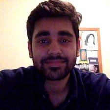 Ghulam felhasználói profilja