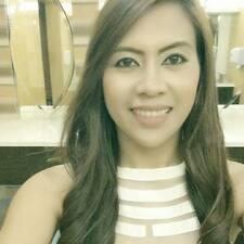 Profil Pengguna Maria Carla