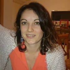 Profil utilisateur de Marie Aude