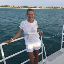 Natalya felhasználói profilja