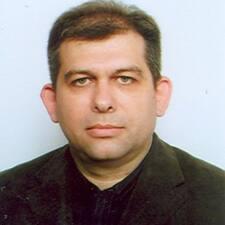 Bojan felhasználói profilja