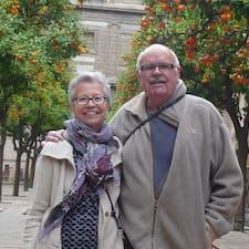 Joyce & Cedric jest gospodarzem.