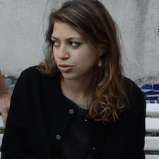 Profil utilisateur de Lou-Andréa