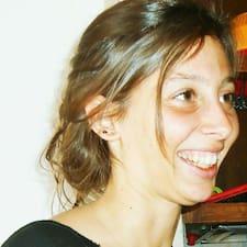Perfil de usuario de Giulia