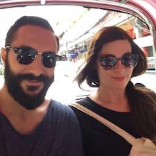 Profilo utente di Laurent & Lisa