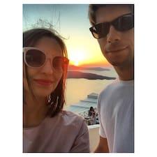Profil utilisateur de Emily & Julien