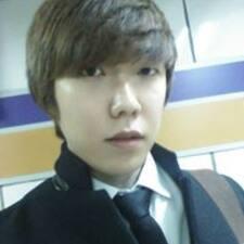 Профиль пользователя WonSeok
