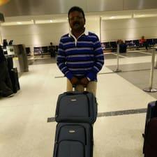 Henkilön Rajendran käyttäjäprofiili