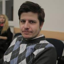 Petr Brukerprofil