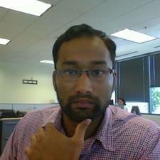 Kailash的用戶個人資料