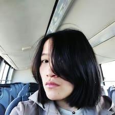 Wenjia felhasználói profilja