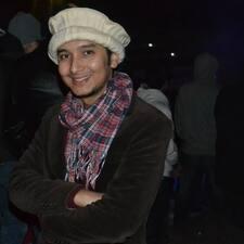 Usman felhasználói profilja