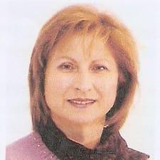 Anna Rosaria é o anfitrião.