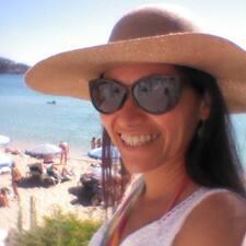 Profil utilisateur de Claudia Patricia