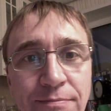 Profil Pengguna Аркадий