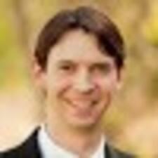 Gebruikersprofiel Jared