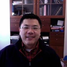 Chi-Wen felhasználói profilja