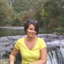 Vedrana felhasználói profilja