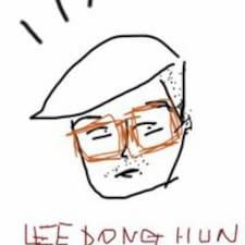 Profil utilisateur de Donghun