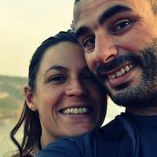 Gebruikersprofiel José & Daniela