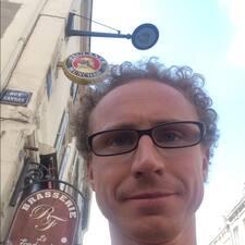 Perfil do usuário de Jérémy