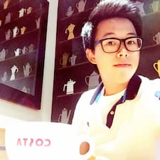 Minwooさんのプロフィール