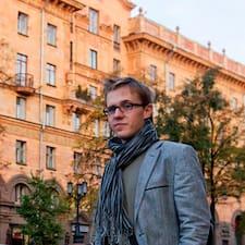 Yahor User Profile