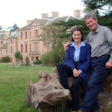 Peter & Catherine - Uživatelský profil