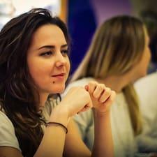 Profil utilisateur de Yevgeniya