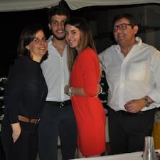 โพรไฟล์ผู้ใช้ Angelo , Flavia, Chiara E Giacomo