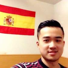 William Hongsong User Profile