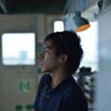 Naoki felhasználói profilja