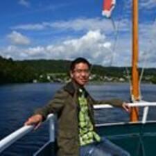 Profil utilisateur de Yikang
