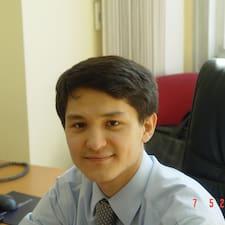 Bakhytzhan User Profile