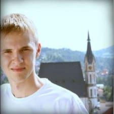 Profil utilisateur de Yegor