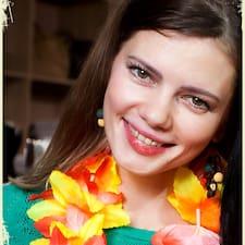 Irynaさんのプロフィール