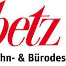 Profil korisnika Betz