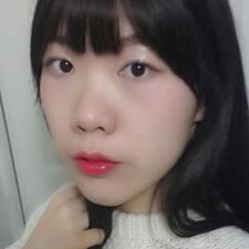 Perfil do usuário de 은지